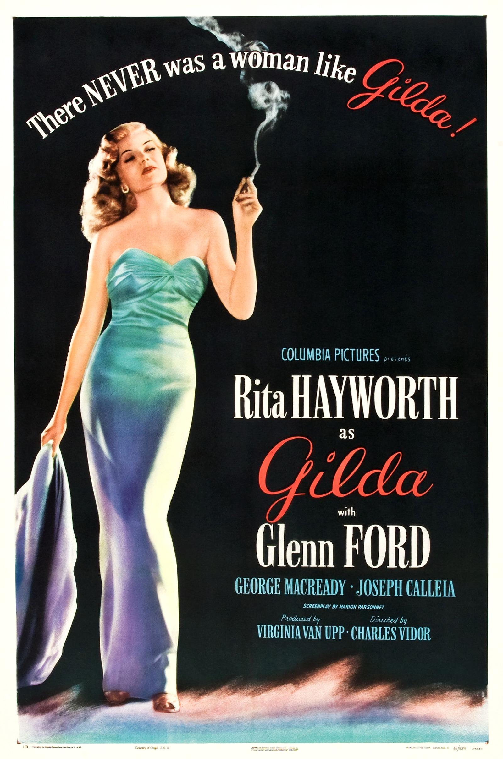 Gilda affiche